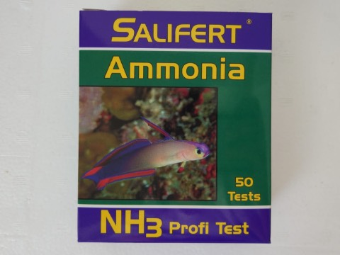 Test Salifert NH3